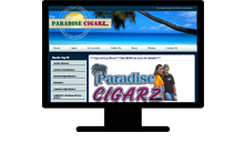 paradise cigars website